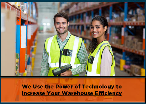 increase picking speed with HighJump Warehouse Edge