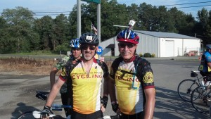 Dane Karcher successfully rode 175 miles on the Bike MS tour (Sept 6 -7, 2014)!
