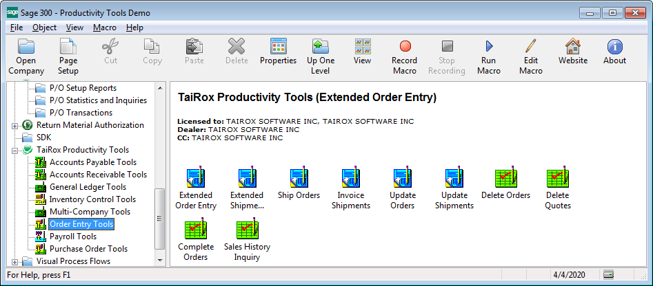 productivity-tools-demo