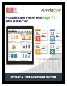 Sage 300 Data Analytics brochure