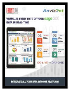 Sage 300 Data Analytics brochure